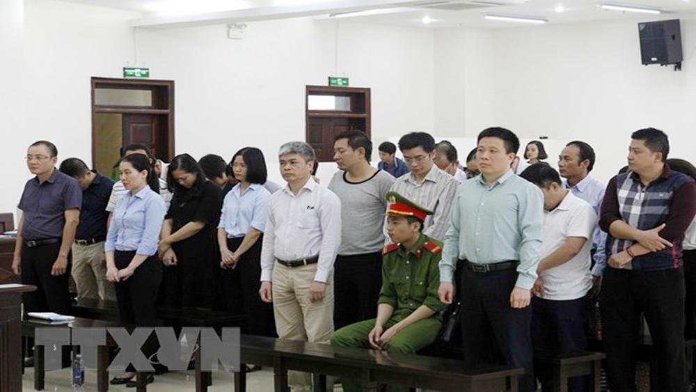 Viện Kiểm sát đề nghị y án đối với bị cáo Hà Văn Thắm và Nguyễn Xuân Sơn